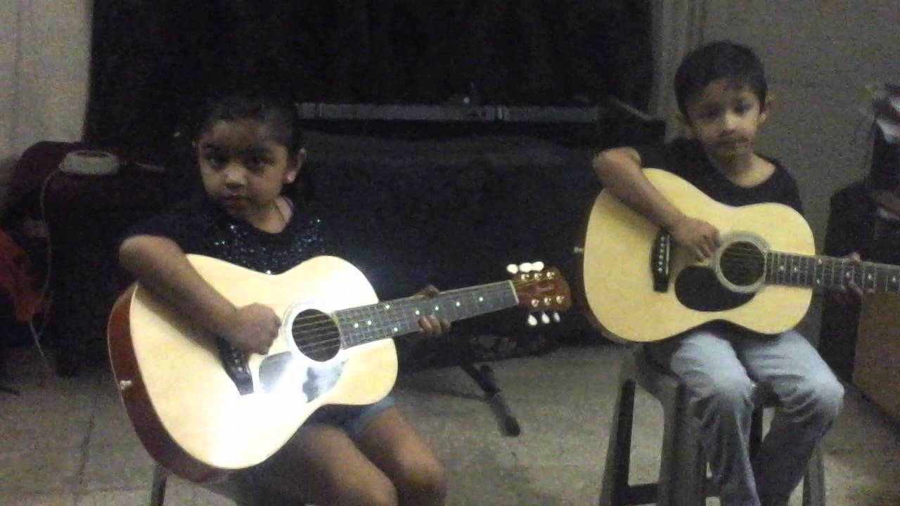 Guitar For 5 Year Old : 1st lessons in guitar for kids 3 4 5 year old naad youtube ~ Russianpoet.info Haus und Dekorationen