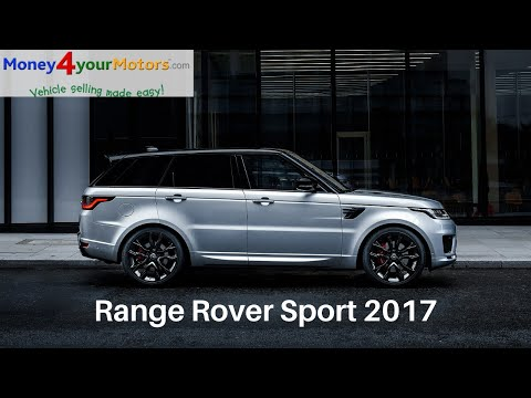 Range Rover Sport 2017 Review