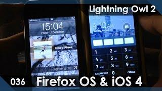 Firefox OS meets iOS 4