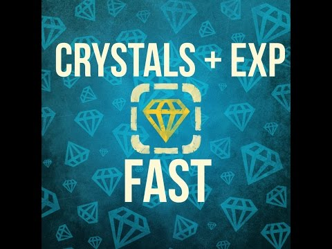 Tanki Online Guide to crystals + Experience FAST: Thanks for watching! This guide works for me and I hope it works even better for you, happy gold hunting!  ◊Music: Symbolism - 'Electro Light' https://www.youtube.com/watch?v=__CRWE-L45k