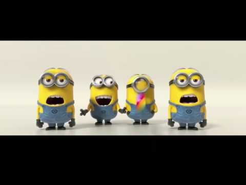 "Minions Singing ""Happy Anniversary"""