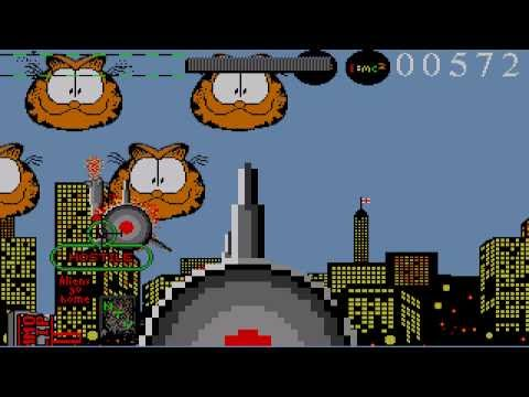 ATARI ST Operation Garfield 1992Brankin, D J PDa
