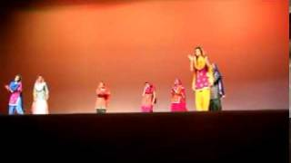 Ambaran Diyan Raniya at ISA Cultural Show 2012