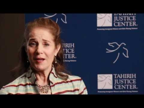 I Support Tahirih: Debra Winger