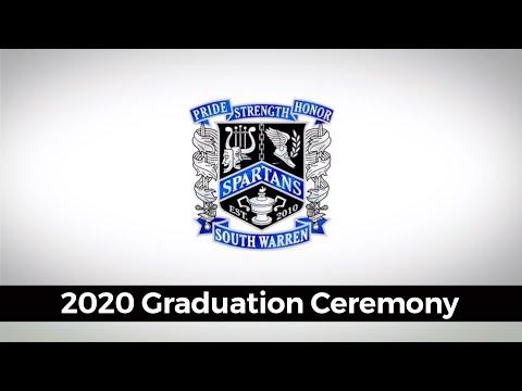 South Warren High School Graduation Ceremony 2020