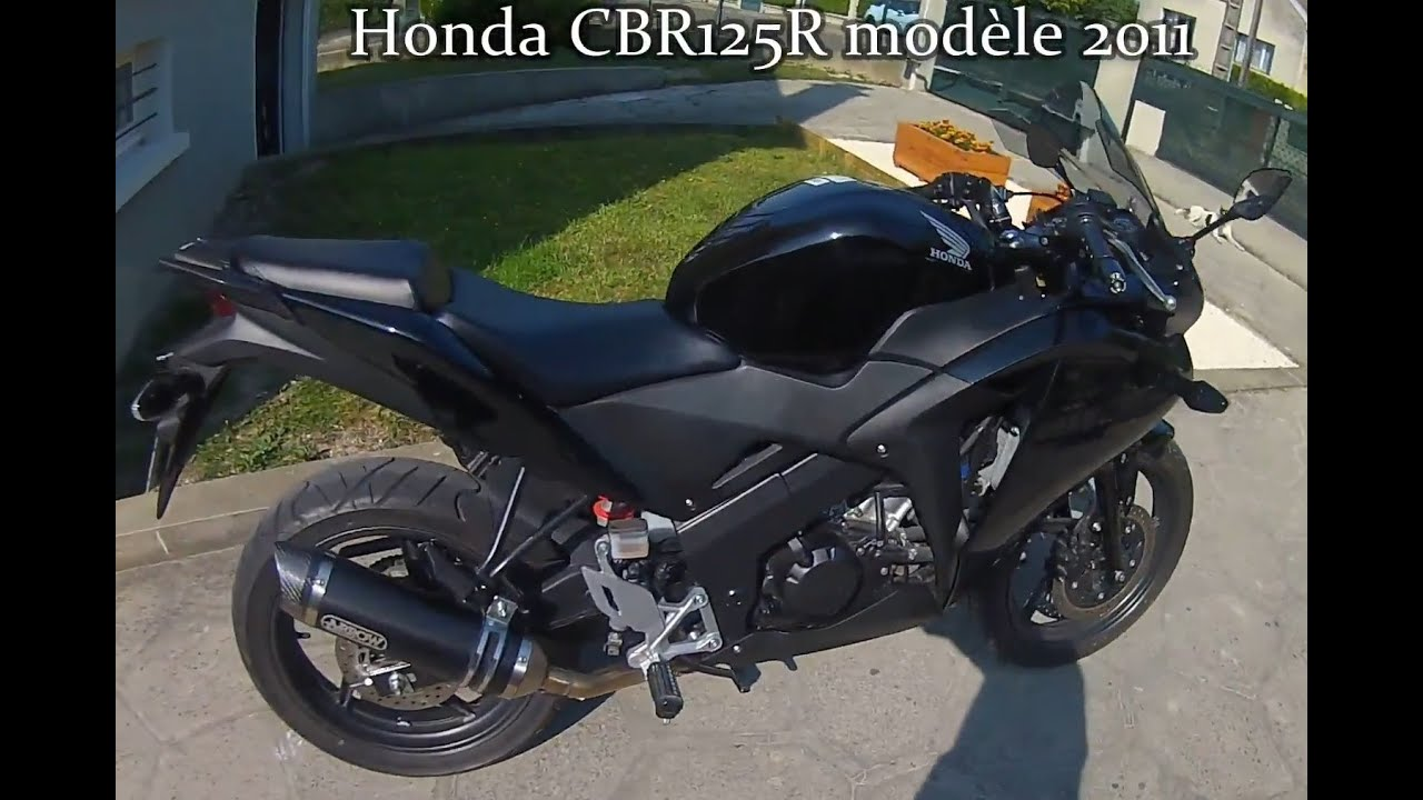 Honda Cbr 125 R 2011 Ligne Compl 232 Te Arrow Amp Co Youtube