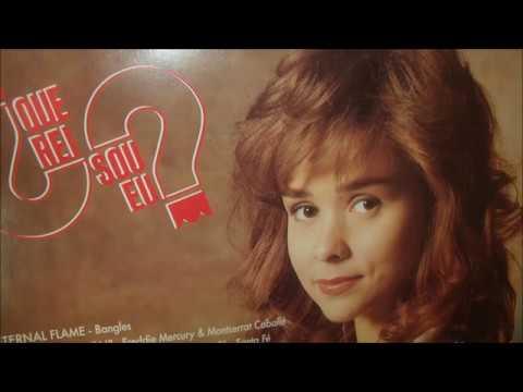 Novela Que Rei Sou Eu? - 1989 - Trilha Sonora Internacional