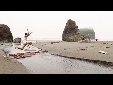 Olympic National Park Vlog