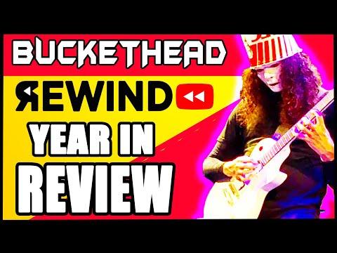 Buckethead Rewind 2019 - Year in Review