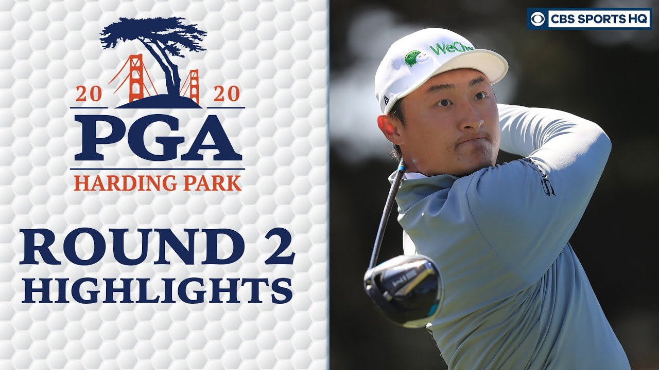 Haotong Li leads PGA Championship with Brooks Koepka within ...