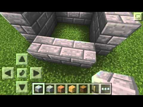 Minecraft pe how to make a pig luancher