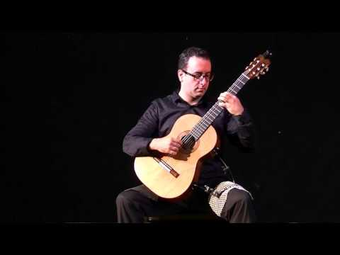 """""""Music of the night"""" for solo guitar"""