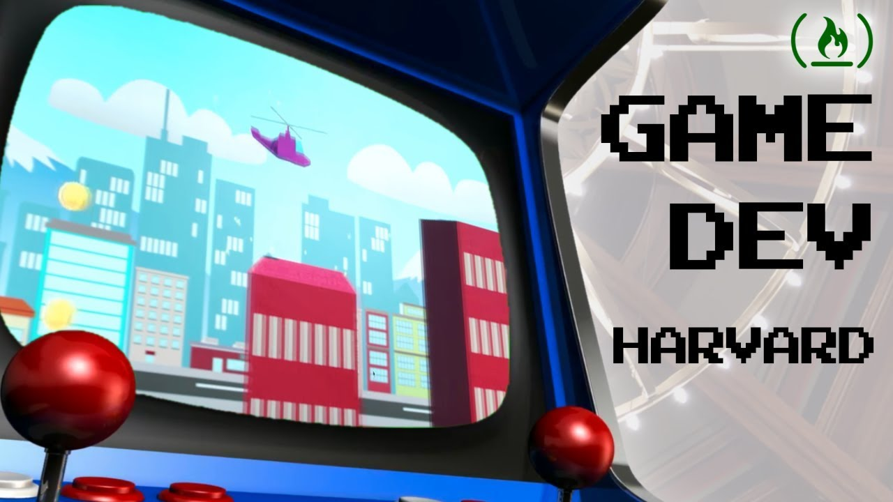 Unity / C# Tutorial   Helicopter Game 3D - CS50's Intro to Game Development