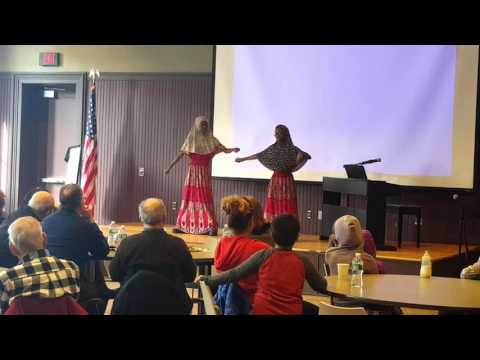 """Great Falls Forum """"Youth Arts Showcase"""" at the Lewiston Public Library (Video 3)"""