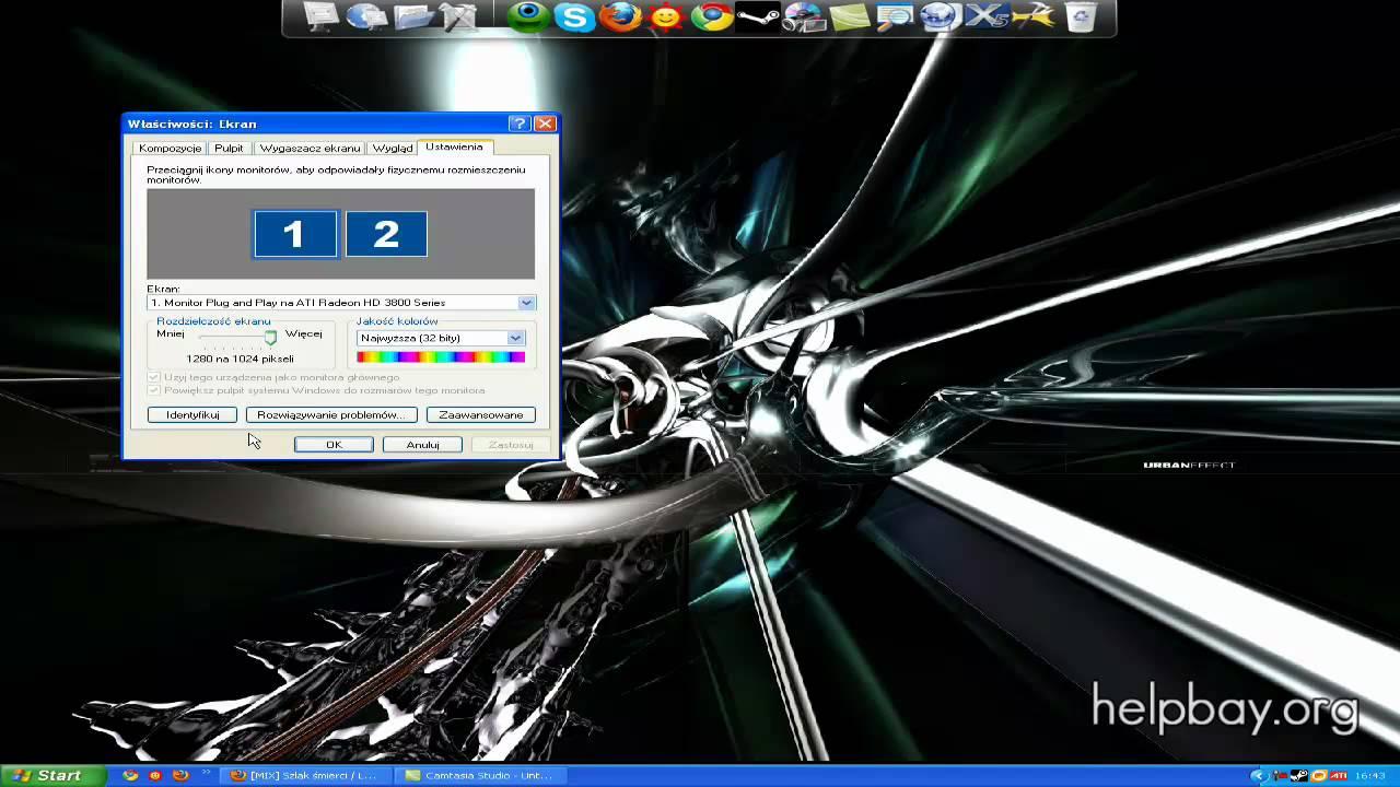czy możesz podłączyć dwa monitory do jednego komputera