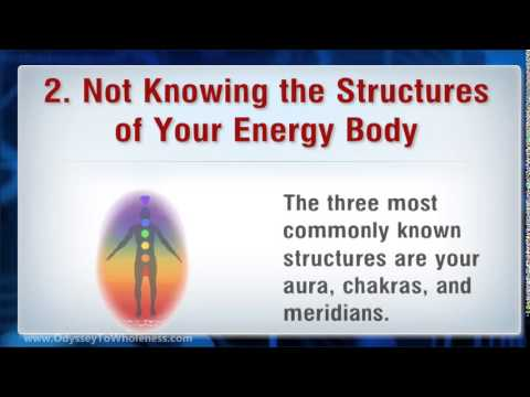 Three Mistakes You're Making about the Human Energy Field