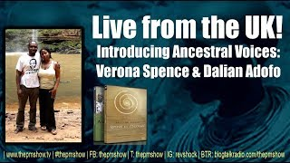 Live from the UK: Ancestral Voices