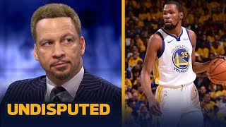 Download Chris Broussard thinks Steph Curry's dominance is a factor in KD's potential exit | NBA | UNDISPUTED Mp3 and Videos