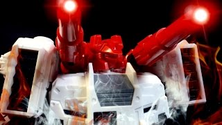 Before & After Six Sigma (Transformers 3rd Party Six Gun) Thumbnail