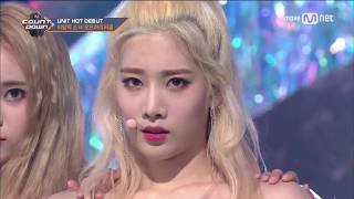 [LIVE] LOONA/ODD EYE CIRCLE - Girl Front Debut Stage [Sub Español] HD