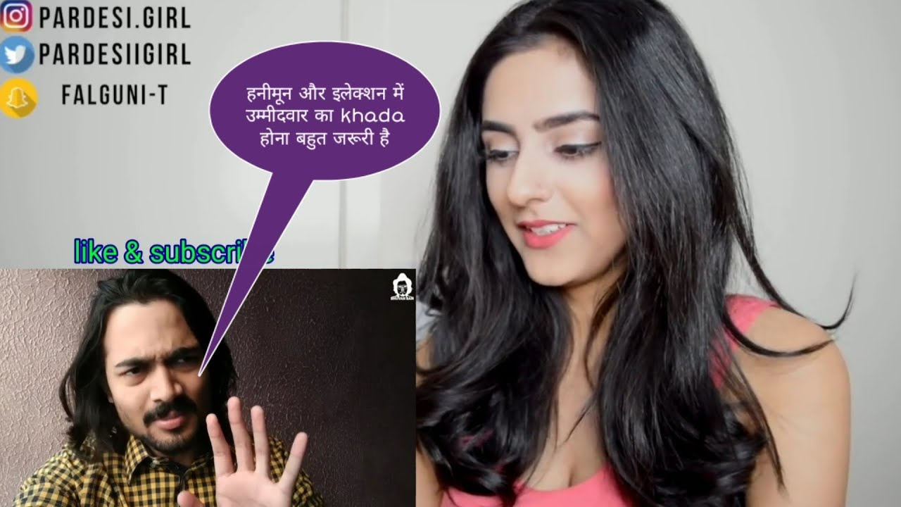 Download BB Ki Vines Diwali pe Diwala  reaction by pardesi girl   pardesi girl letest reaction video in hd