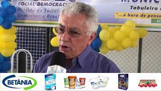 Dr José Moreira encontro do PSDB em Tabuleiro do Norte