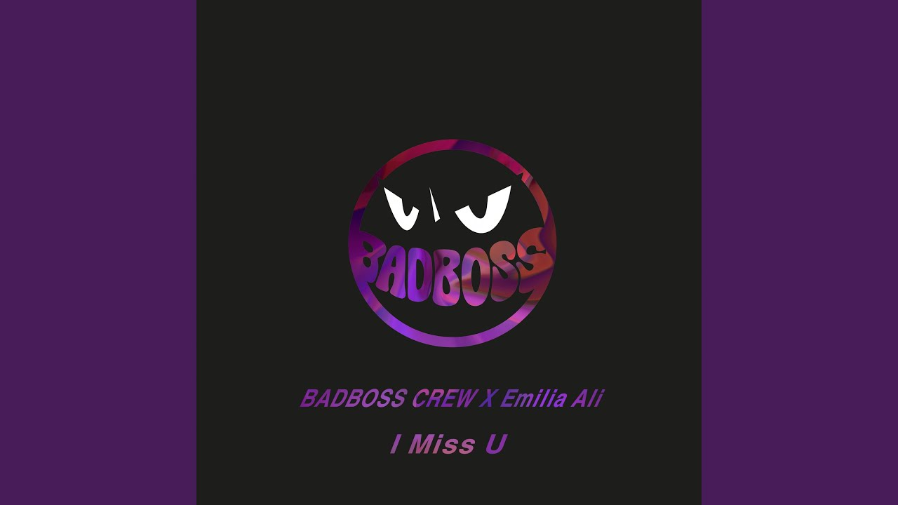 Emilia Ali - I Miss U