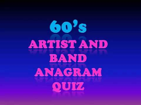 60's Pop Music Quiz Volume 002
