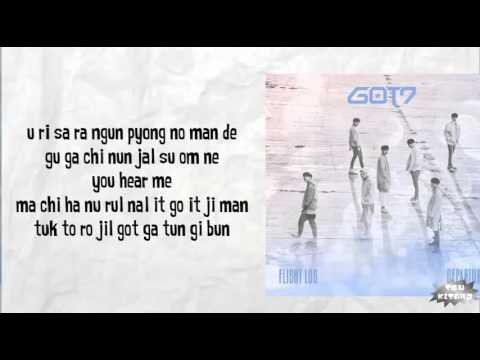 GOT7 - FLY Lyrics (easy lyrics)