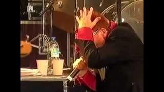 """1999 Taubertal Festival - Joachim Witt """"Morgenstern"""" live"""