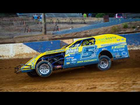 Path Valley Speedway - MidAtlantic Modifieds - Feature In Car - July 1, 2017