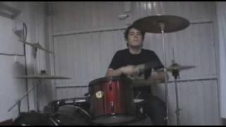 Extremoduro - Cerca del Suelo (drum cover)