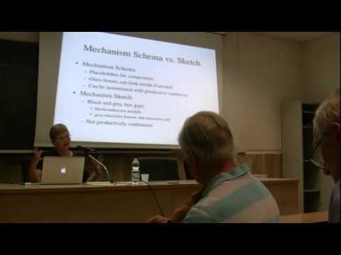 L. Darden 'Finding Mechanisms: The Product Shapes the Process of Discovery'