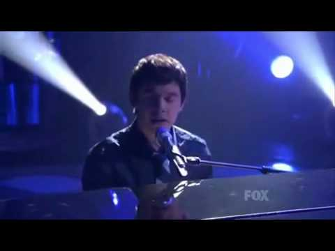 David Archuleta  Imagine    On American Idol  2010
