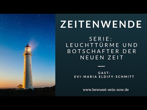 Zeitenwende Interview - Evi M. Eldify-Schmitt - Botschafter der neuen Zeit@Bewusst-Sein-Now.de