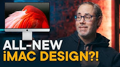 All-New iMac Design — Finally?!