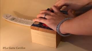 Dolce Sentire - Carillon Portagioie - Portagioie musicale personalizzato con spartito
