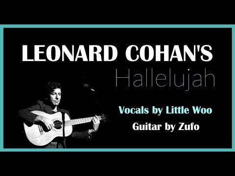 Tribute: Little Woo singing Hallelujah by Leonard Cohen
