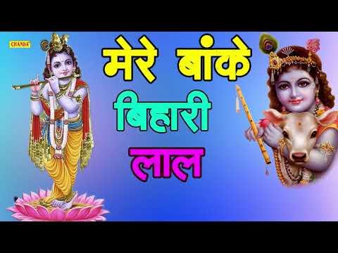 मेरे बांके बिहारी लाल | Mere Banke Bihari Lal | Shailendra Jain | Super Hit Krishan Bhajan