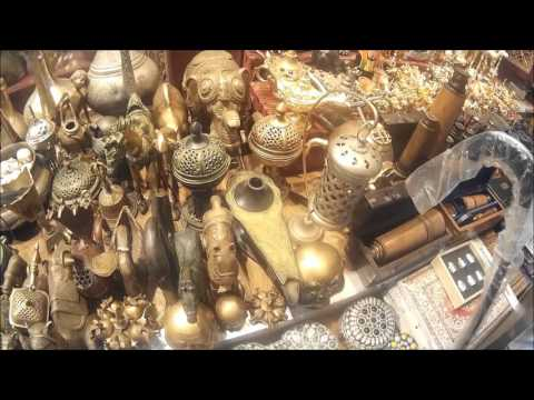 MUTTRAH SOUQ MUSCAT OMAN | A GLIMPSE OF ARABIA |