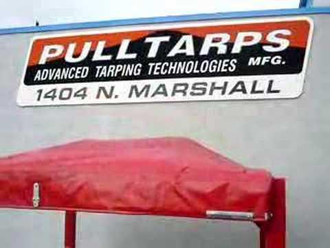 Truck Tarp Automatic Closer Pulltarps