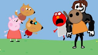 Peppa (Penny), Freddy and Foxy vs. Piggy Knock-Offs (Season 2, Part 3)