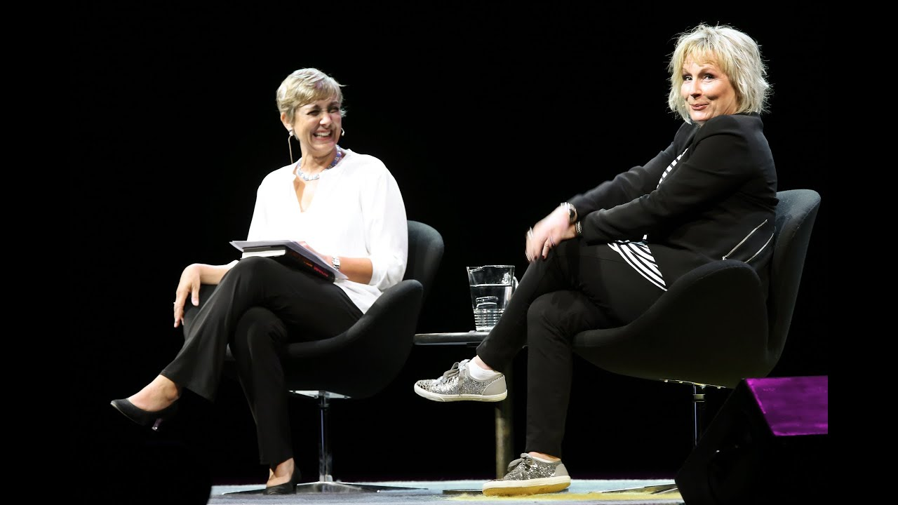 Jennifer Saunders Bonkers My Life In Laughs Ideas At The House