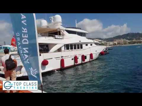 Super Yachts - Cannes Yachting Festival 2018 - Top Class Yachting Ltd.