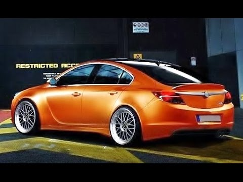opel insignia tuning modified youtube. Black Bedroom Furniture Sets. Home Design Ideas
