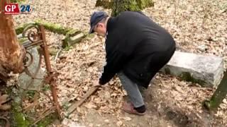 Hieny cmentarne w Okalicach. Ludzie są wzburzeni