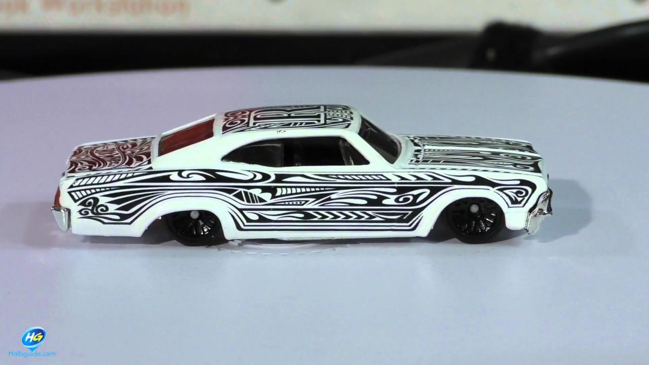2016 Hot Wheels J Case 65 Chevy Impala Youtube