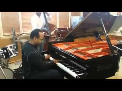 "Vince Evans Trio Performs ""Precious Lord""- (SHADD 7"