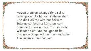 Frei.Wild - Wer Nichts Weiss Wird Alles Glauben Lyrics