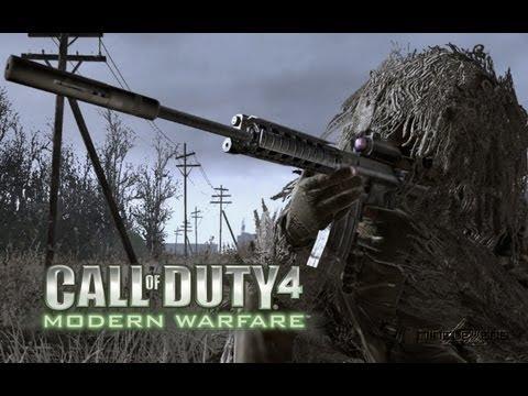 Call of Duty 4: Modern Warfare   Full Campaign